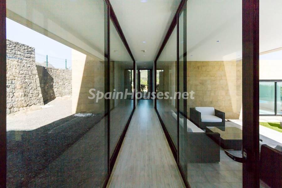 detalleinterior 4 - Fantástica casa de diseño moderno en Monte León, San Bartolomé de Tirajana (Las Palmas)