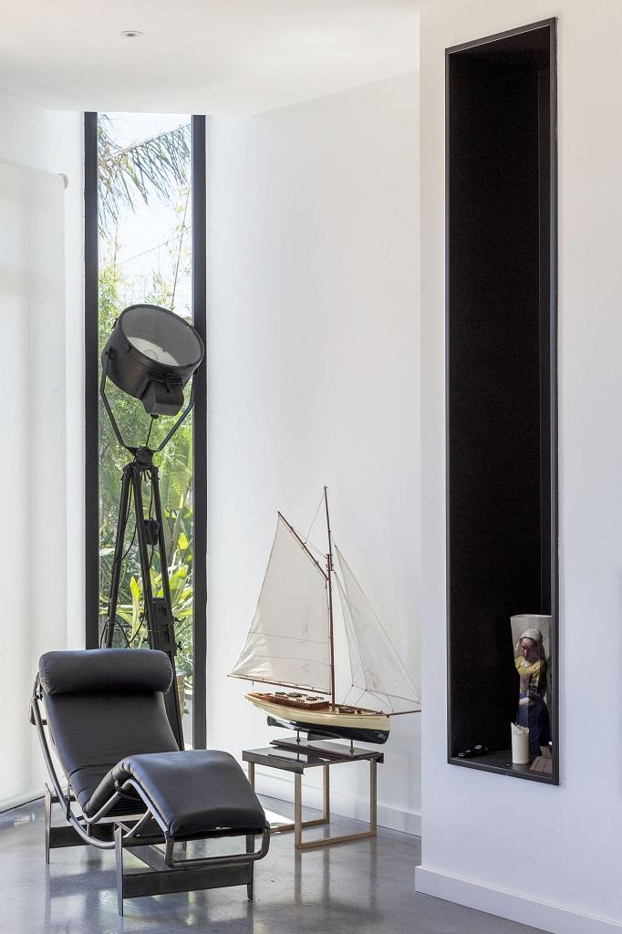 detalleinterior4 - Fantástica casa llena de luz y elegante sencillez en Badalona (Barcelona)