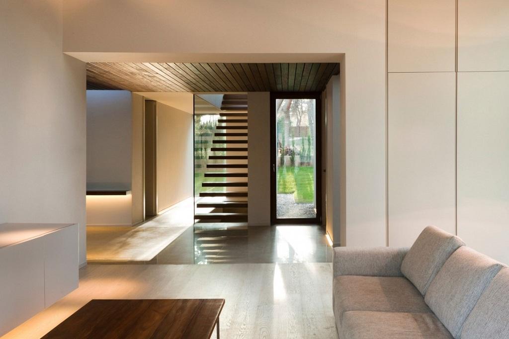 detalleinterior6 - Casa El Bosque (Chiva, Valencia): diseño moderno con distintos grados de intimidad