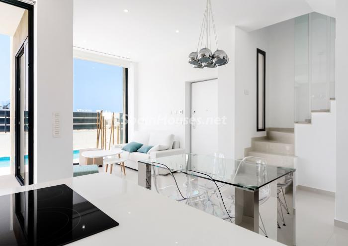 detalleinterior8 - Coqueta y luminosa casa de diseño en Guardamar del Segura (Costa Blanca, Alicante)