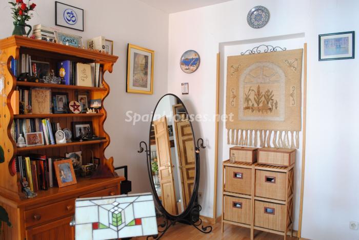 detallemobiliario - Precioso piso lleno de encanto en Malasaña, el centro alternativo de Madrid