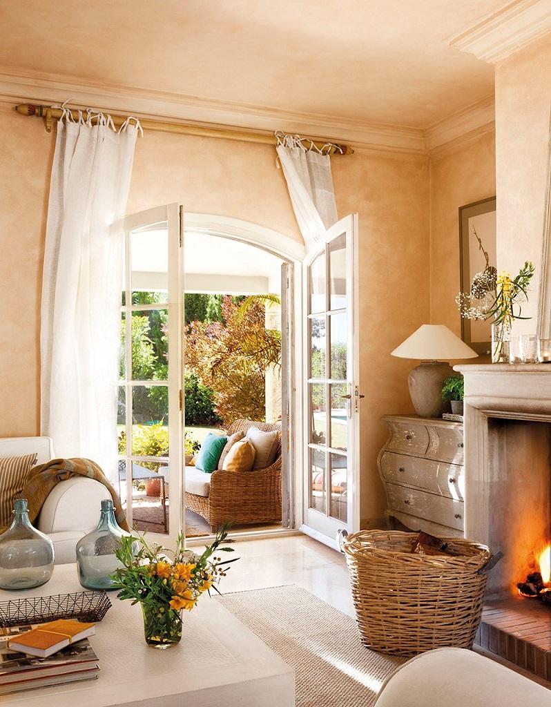 detallesalon6 - Las Mimosas, una casa llena de encanto en San Pedro Alcántara (Marbella, Costa del Sol)