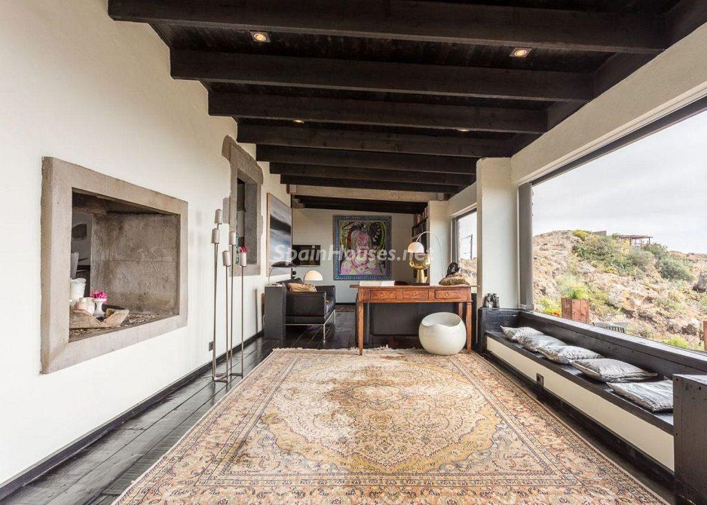 detalleventanales 1024x731 - Elegante y sereno toque otoñal en una bonita casa en Tafira, Las Palmas de Gran Canaria