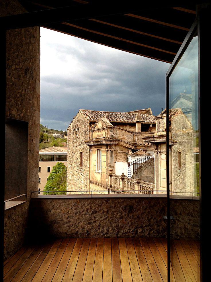detallevistas - Encanto en el Barri Vell de Girona, lo antiguo y lo moderno fundidos a la perfección