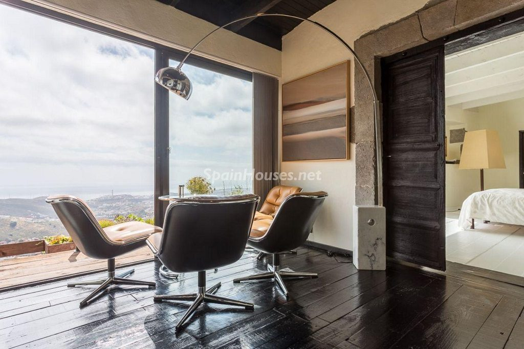 detalleyvistas 1 1024x682 - Elegante y sereno toque otoñal en una bonita casa en Tafira, Las Palmas de Gran Canaria