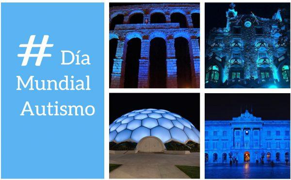 dia mundial autismo 1 e1522663724941 600x373 - Los edificios más emblemáticos de España se tiñen de azul en el Día Mundial del Autismo