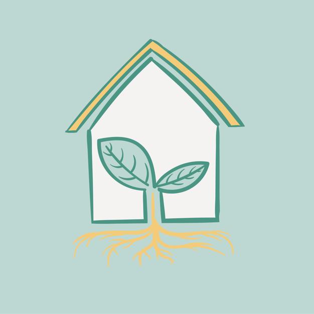 dibujo mano ilustracion conjunto ambiente sostenible 53876 37348 - Tips para conseguir un hogar más sostenible