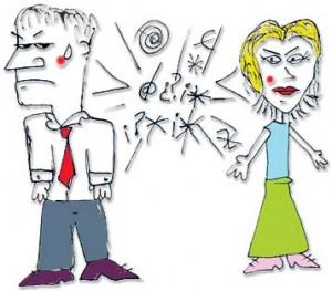 divorcio 300x263 - Usar la propiedad inmueble de tu excónyuge