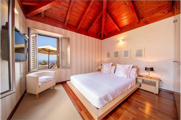 dormitorio 1 3 - Villa con vistas al mar en Tenerife: una casa de ensueño