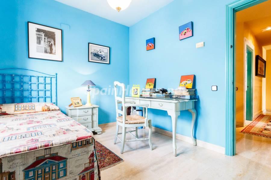 dormitorio 18 - Estilo mudéjar lleno de encanto en un espectacular chalet en el Aljarafe de Sevilla