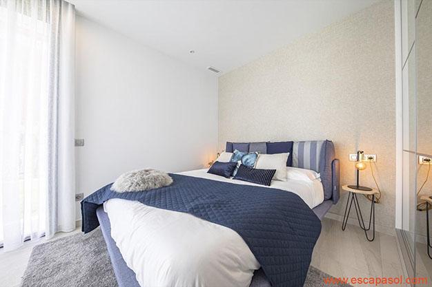 dormitorio 2 casa con piscina alicante - Descubre esta espectacular casa con piscina en Alicante