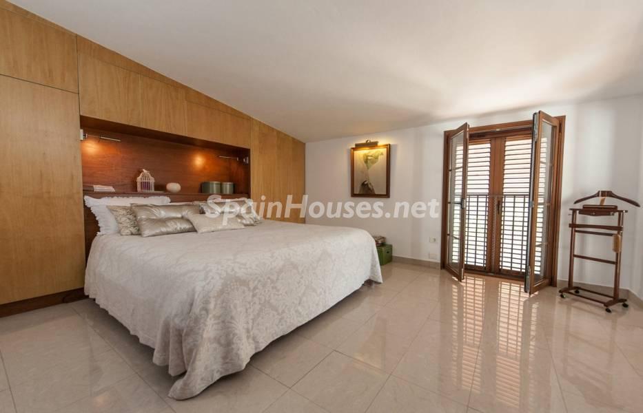dormitorio 36 - Sabor canario en una fantástica casa con piscina y jardin en Arona (Tenerife)