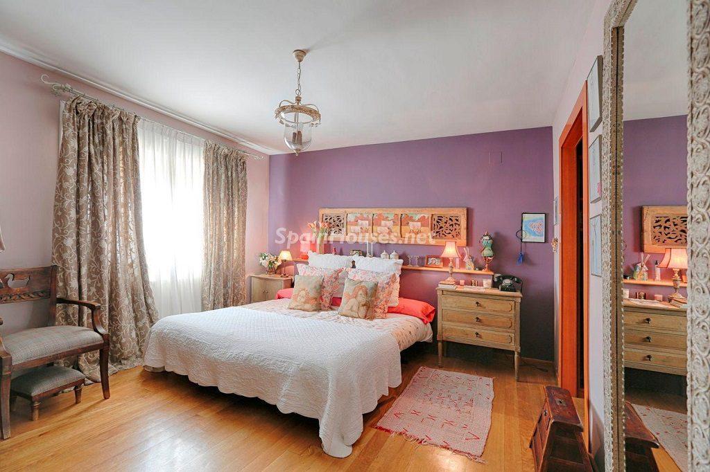 dormitorio 52 1024x682 - Cálido y familiar chalet en Encinar de los Reyes, La Moraleja (Alcobendas, Madrid)