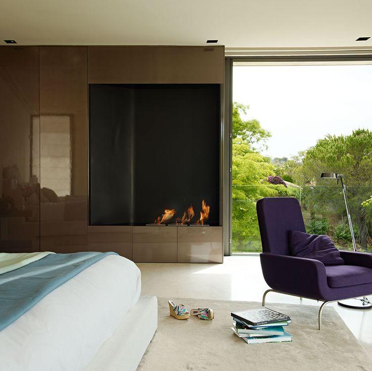 dormitorio 7 - Espectacular, imponente y lujosa casa de diseño en Puerto Banús (Marbella, Costa del Sol)