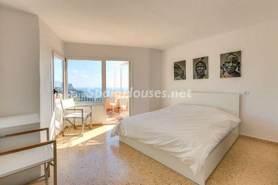 dormitorio 74 - Terraza de sol y geniales vistas al mar en Puerto de Andratx, Mallorca (Baleares)