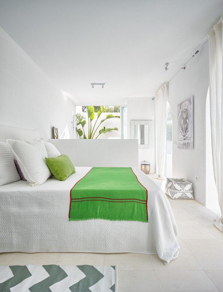 dormitorio 75 - Serenidad minimalista y mediterránea en una genial casa en Sotogrande (Cádiz)