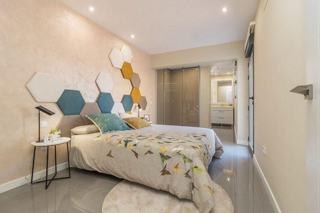 dormitorio 92 1024x683 - Preciosa casa de diseño en Orihuela Costa (Costa Blanca), en 2ª línea de playa