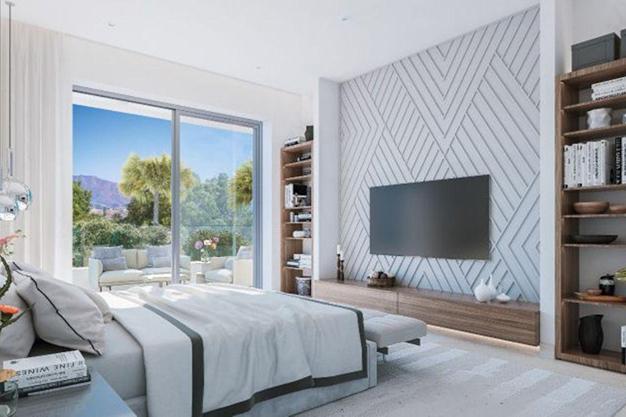 dormitorio 94 - Ático de lujo en Mallorca: moderno, minimalista y de alto diseño