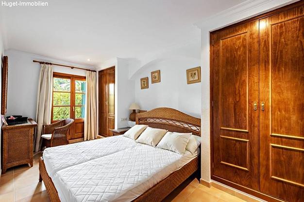 dormitorio 95 - Tranquilidad isleña en este precioso apartamento frente al mar en Mallorca