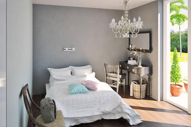 dormitorio doble palma de mallorca - Villa de lujo en Palma de Mallorca: modernidad y lujo para saborear el Mediterráneo