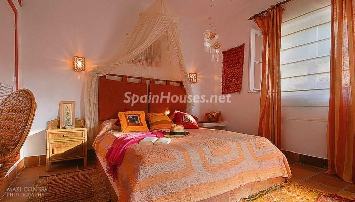dormitorio - Casa de la Semana: Mágico Chalet en La Manga del Mar Menor, Costa Cálida (Murcia)