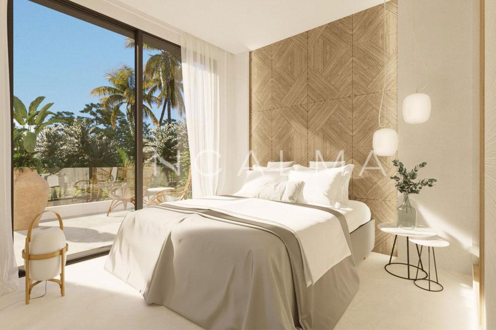 dormitorio1 67 - Impresionante chalet en Ibiza: lujo cerca del mar