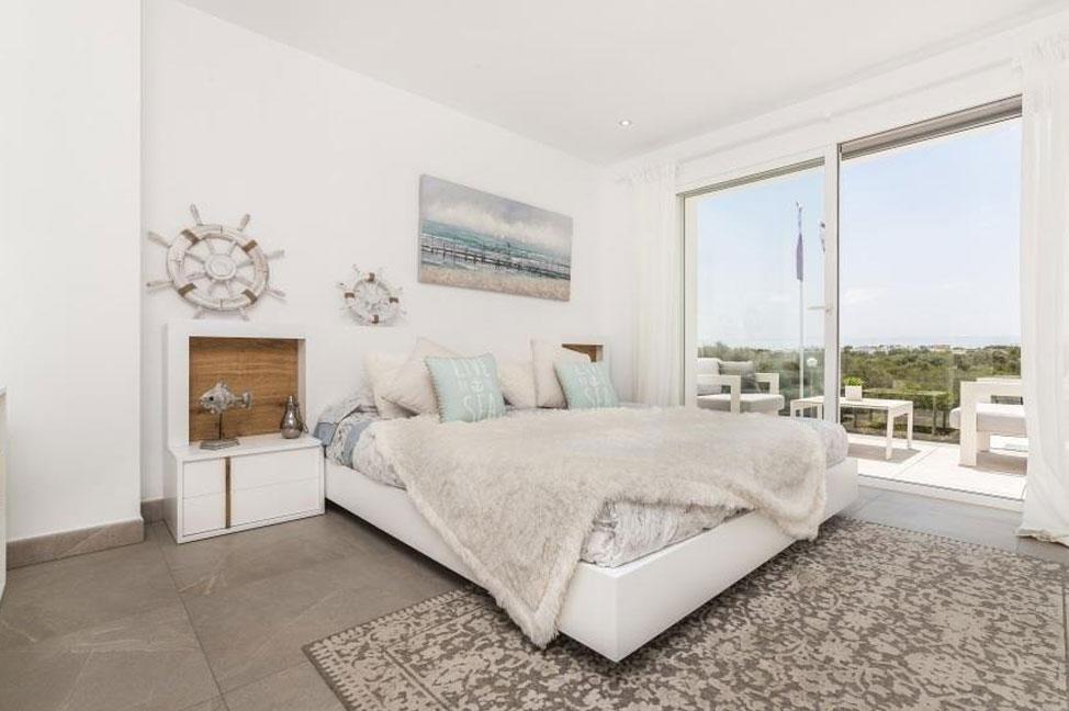 dormitorio1 70 - Exclusiva casa en Mallorca a estrenar