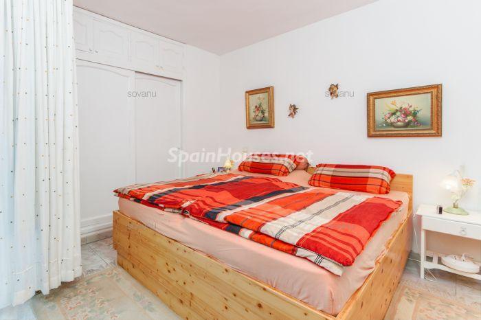 dormitorio100 - Coqueto y luminoso apartamento en San Agustín, San Bartolomé de Tirajana (Las Palmas)