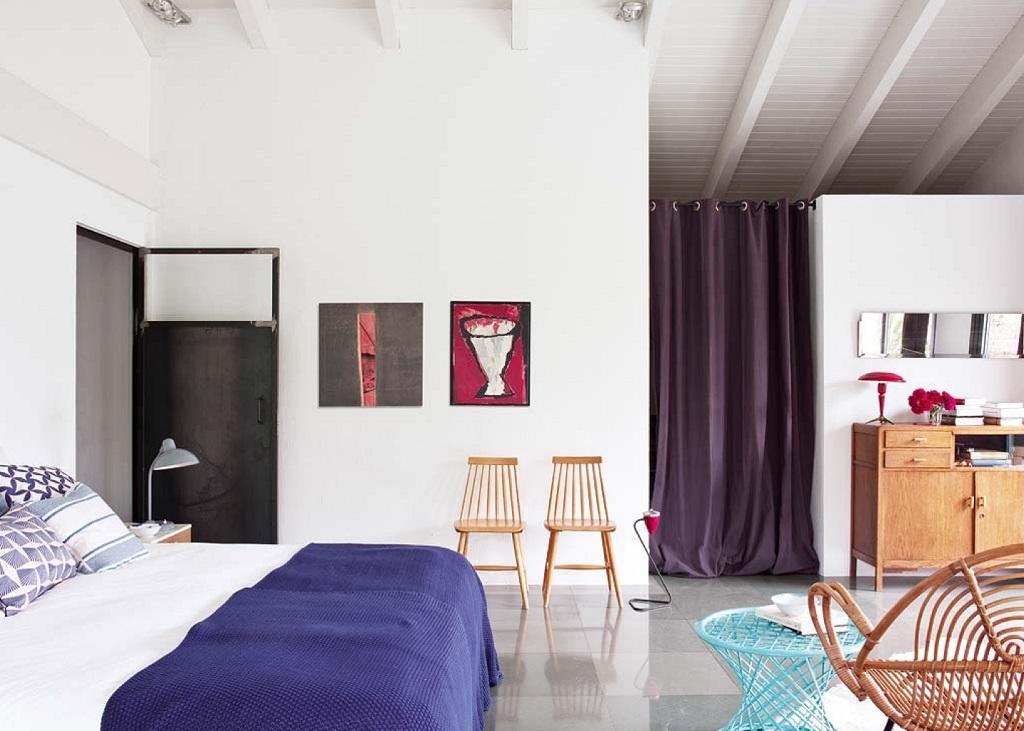 dormitorio114 - Esencia cálida en espacios diáfanos: la casa que soñó ser un loft en contacto con la naturaleza