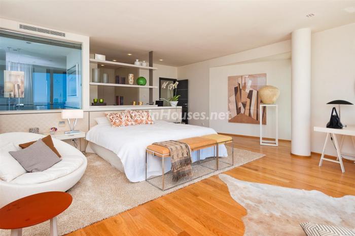 dormitorio115 - Preciosos apartamentos de diseño contemporáneo en Sierra Blanca, Marbella