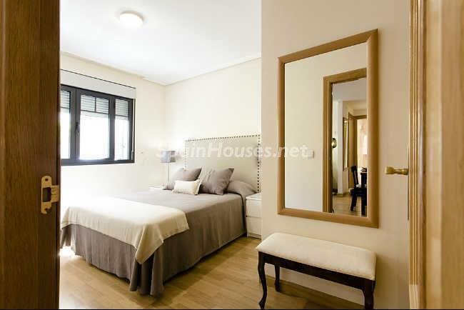 dormitorio116 - Elegante y acogedor ático en alquiler en el barrio de Salamanca, Madrid