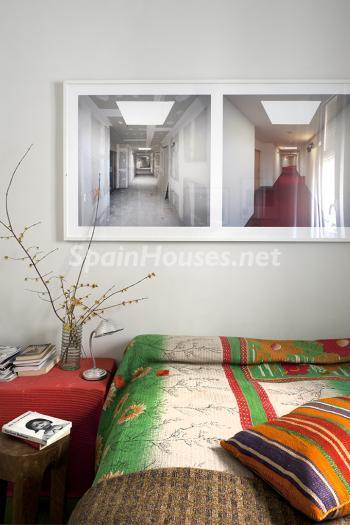 dormitorio117 - Precioso piso lleno de amplitud y estilo en el centro de Madrid