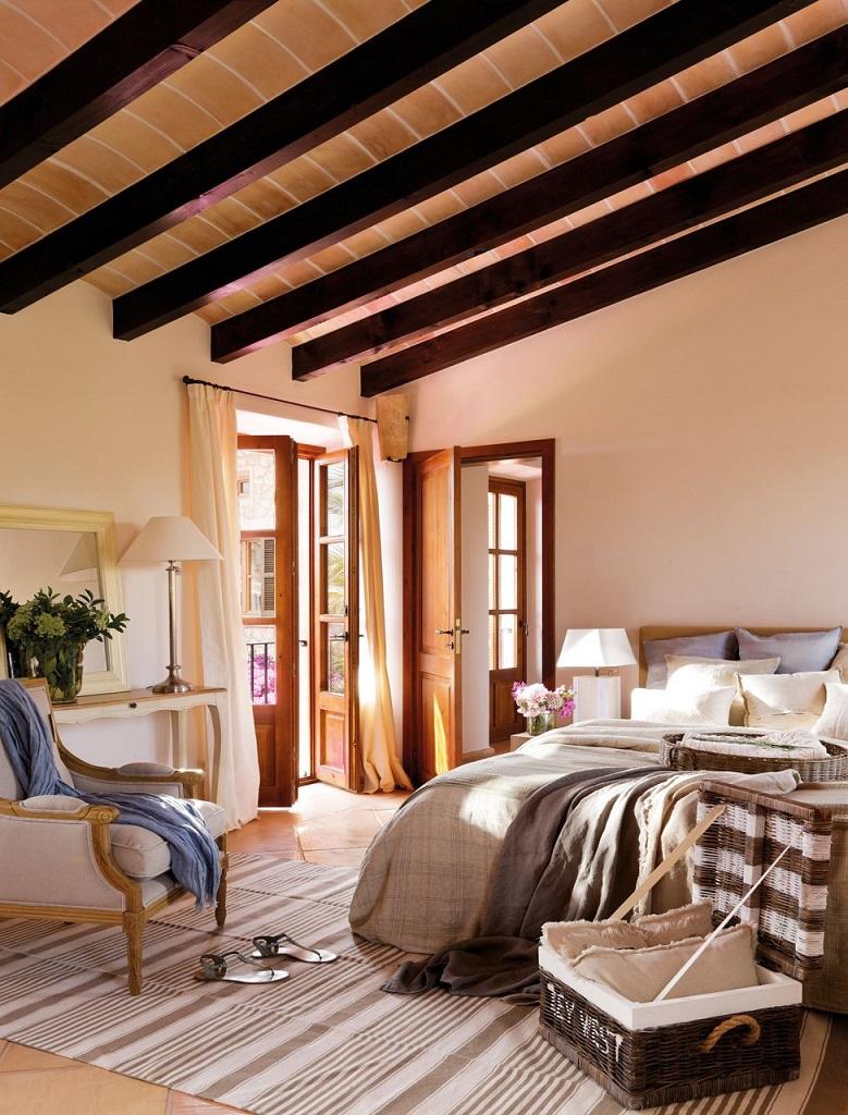 dormitorio120 - Paraíso de luz y buganvillas en una preciosa casa en Santanyí (Mallorca, Baleares)