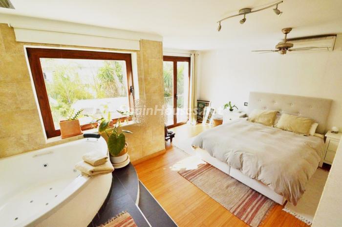 dormitorio121 - Coqueto y luminoso chalet en alquiler en Son Rapinya, Palma de Mallorca