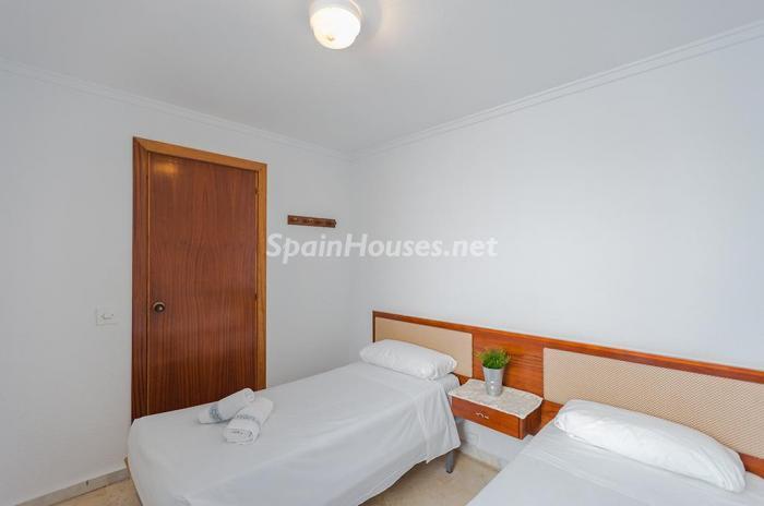 dormitorio133 - Escapada económica a la playa en un apartamento en Calpe (Costa Blanca, Alicante)