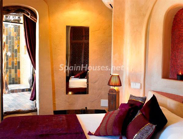 dormitorio15 - Casa de la Semana: Fantástica villa de lujo con estilo y diseño ibicenco