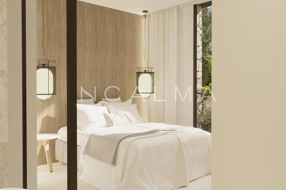 dormitorio2 28 - Impresionante chalet en Ibiza: lujo cerca del mar