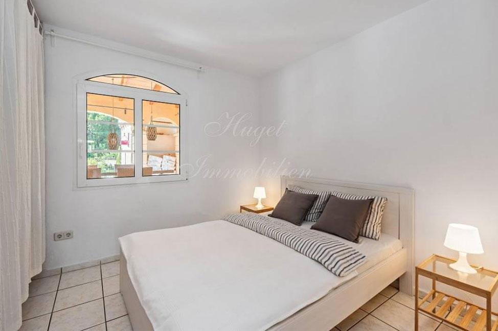 dormitorio2 30 - Maravillosa villa de estilo mallorquín: gran privacidad junto a la costa