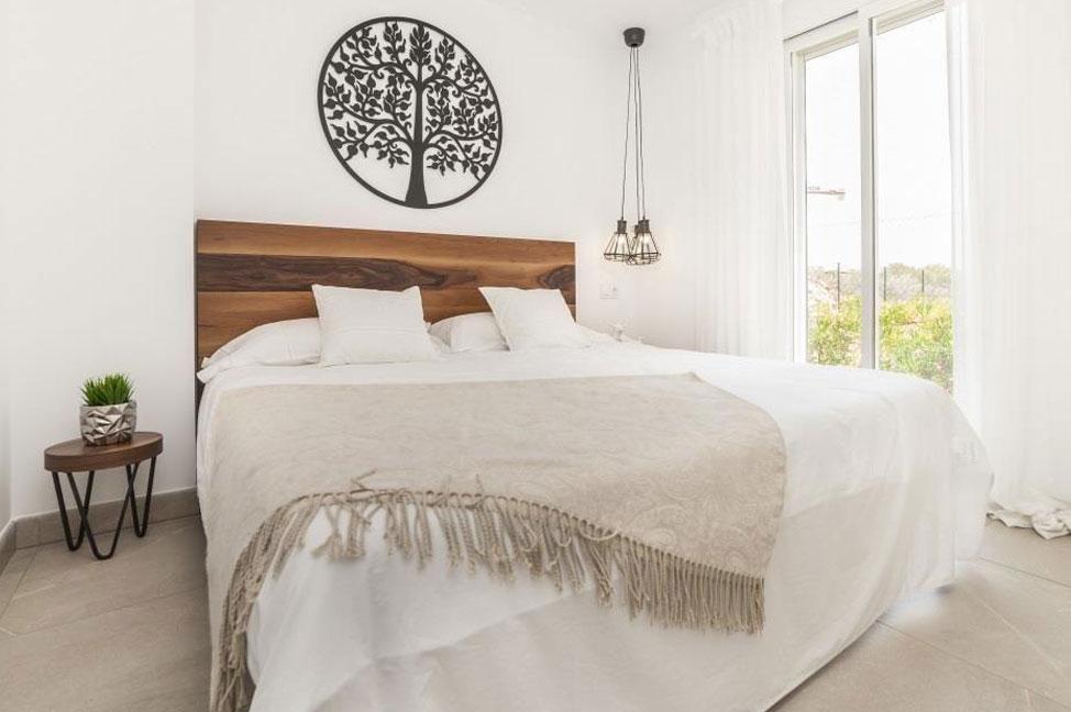 dormitorio2 31 - Exclusiva casa en Mallorca a estrenar