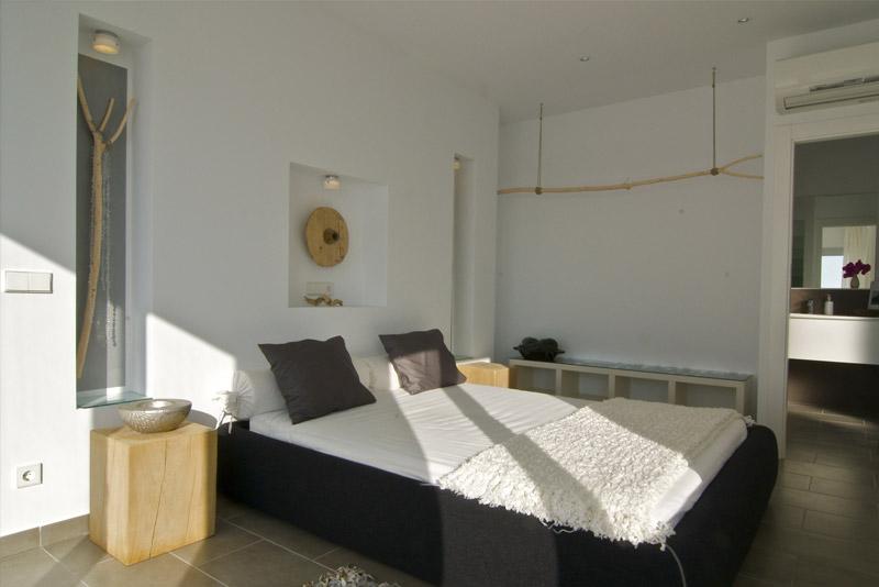 dormitorio2 4 - Unas vacaciones de ensueño en Punta de la Mona, La Herradura (Granada), frente al mar