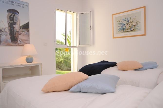 dormitorio2 7 - Coqueta villa en Mijas Golf (Costa del Sol, Málaga), con piscina y un bonito porche para disfrutar