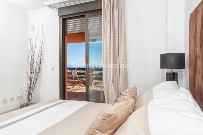 dormitorio2 - Casa de la Semana: Precioso apartamento en Manilva (Costa del Sol), en 1ª línea de Golf