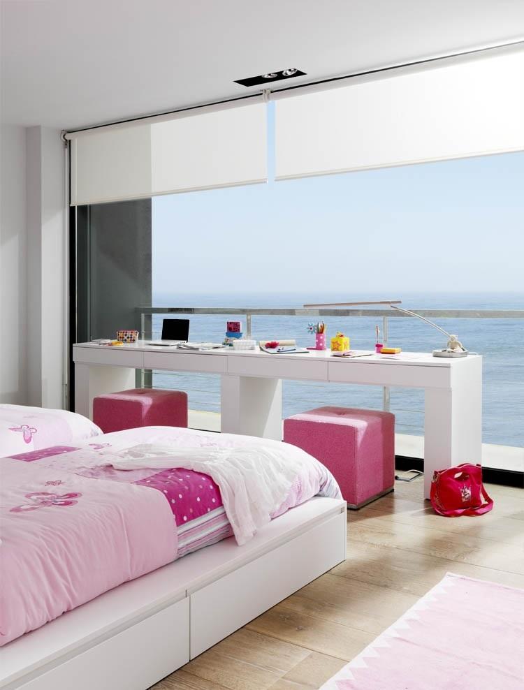 dormitorio212 - Puro blanco sobre el mar en una espectacular casa en Almuñécar (Costa Tropical, Granada)