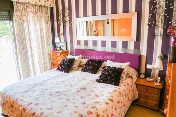 dormitorio217 - Una casa coqueta, navideña y confortable en Miami Playa (Costa Dorada, Tarragona)