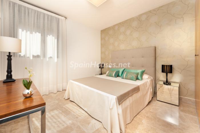 dormitorio25 - Residencial Puerta del Mar: pisos nuevos en la mejor zona del centro de Málaga