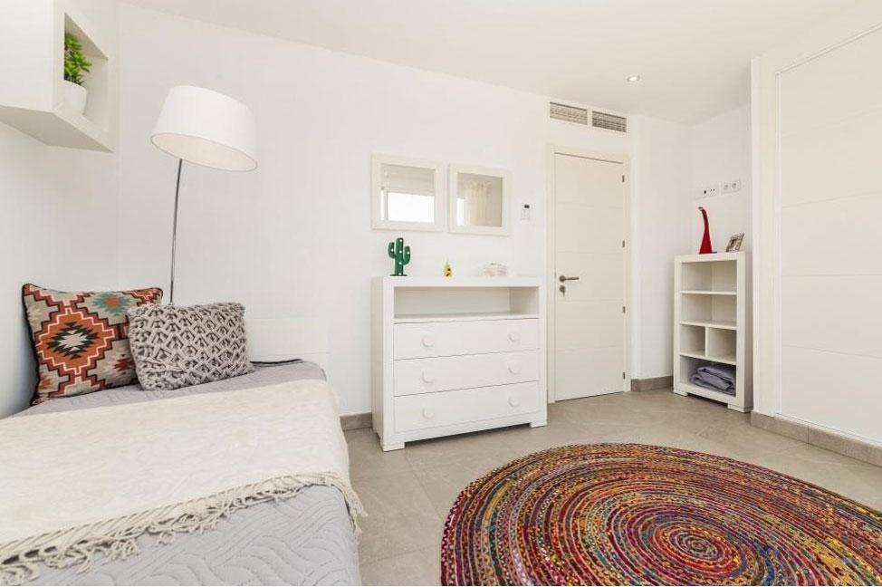 dormitorio3 12 - Exclusiva casa en Mallorca a estrenar