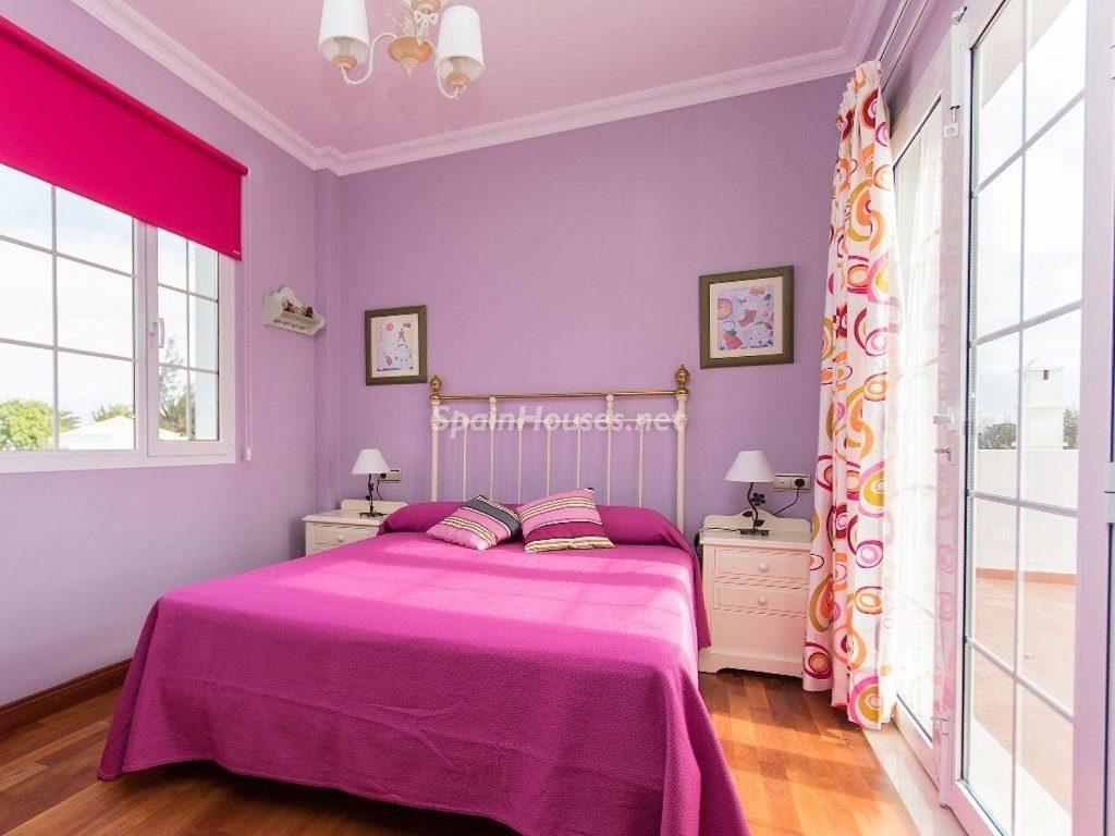 dormitorio3 4 1024x768 - Costa Teguise (Lanzarote, Las Palmas): Escapada de invierno al sol de Canarias