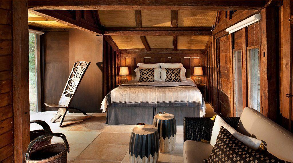 dormitorio3 6 1024x569 - Casa rústica y moderna en Ibiza (Baleares): diseño mediterráneo que enamora
