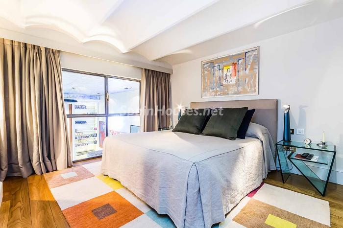 dormitorio310 - Precioso piso lleno de detalles, elegancia y lujo en el Eixample de Barcelona