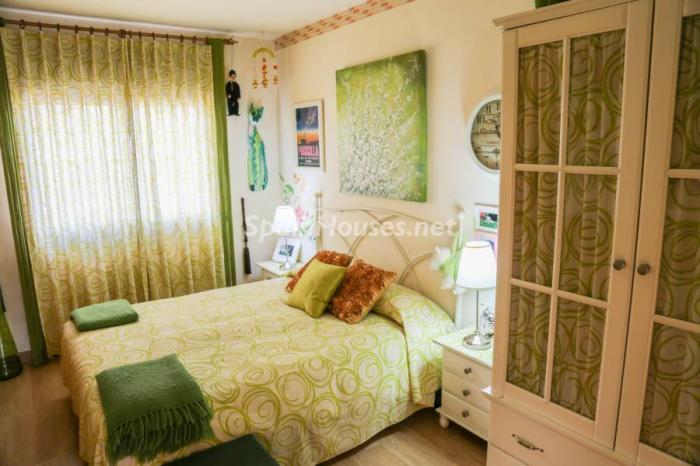 dormitorio311 - Una casa coqueta, navideña y confortable en Miami Playa (Costa Dorada, Tarragona)